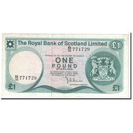 Billet, Scotland, 1 Pound, 1976, 1976-05-03, KM:336a, TTB - [ 3] Scotland