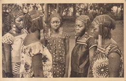 °°°°°   REPUBLIQUE CENTRAFRICAINE / OUBANGUI CHARI  FILLES DU SULTAN RAFAI    °°°°°  ////   REF.  JUILLET 18  /  N° 6948 - Centrafricaine (République)