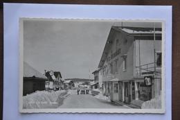 La CURE-(suisse)-hotel De La Gare-controle Douane - VD Vaud