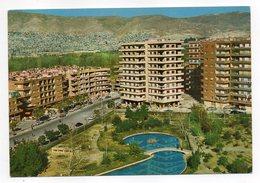 Syrie -- DAMAS --1994--Jardin Public Al-Tijara Avec Quartier Kousor - Syrie