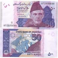 Pakistan - 50 Rupees 2018 UNC Lemberg-Zp - Pakistan