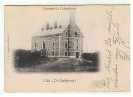 """Calmpthout   Villa """"De Markgraaf"""" 1902 - Kalmthout"""