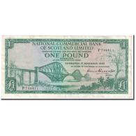 Billet, Scotland, 1 Pound, 1962, 1962-11-01, KM:269a, TTB - [ 3] Scotland