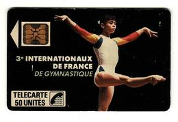 50 SC4 03/89 Gym Femme N37 Defaut - 1989