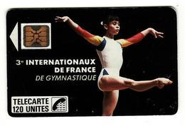 120 SC4 03/89 Gym Femme N38 Defaut - 1989
