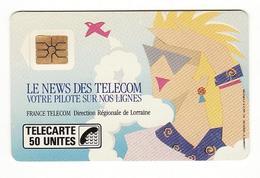 RARE 50 SO2 06/89 News N49 - 1989