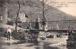 """08-HARGNIES- FRONTIERE, BELGE - LE MOULIN """" GAILLE """" - France"""