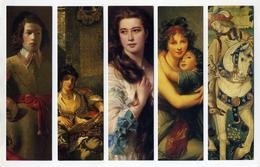 5 Marque-page Thème Art : Delacroix, Winterhalter, Vigée-le-Brun, La Tour... - Bookmarks