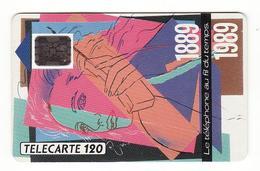 120 SC5 11/89 Fil Du Temps N54 - 1989