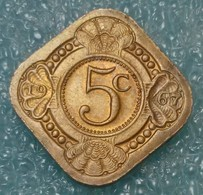 Netherlands Antilles 5 Cents, 1967 - Netherland Antilles