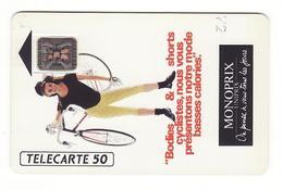 RARE 50 SC4 08/90 Monoprix N78 - France