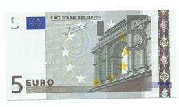 EURONOTES BANCONOTA BILLET DA 5 EURO E SLOVACCHIA E010.. UNC FDS - 5 Euro