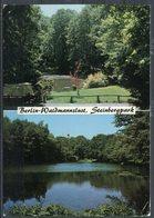 "CPSM Color AK Germany Berlin Waidmannslust 1977""Steinbergpark"" Mit Jahrhunderstempel-7.7.77""1 AK Used - Waidmannslust"