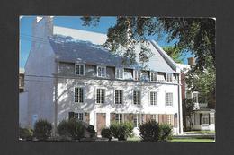 TROIS RIVIÈRES - QUÉBEC - MANOIR DE TONNANCOUR CENTRE D'ART ET D'EXPOSITION - Trois-Rivières