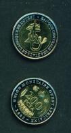 FRANCOPHONE WEST AFRICA  -  2005  200 FCFA Bimetalic  UNC Coin - Autres – Afrique