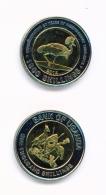 UGANDA  -  2012  1000 Shillings  Bimetalic UNC Coin - Ouganda
