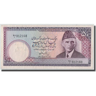 Billet, Pakistan, 50 Rupees, Undated (1986- ), KM:40, TTB+ - Pakistan