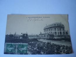 Arret De Zuydcoote - Zuidkote (59) Sanatorium // Used 1913 Tres Rare Right Side 6mm Rip! - Altri Comuni