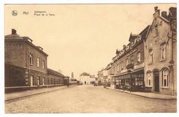 Mol - Statieplein 1939  Place De La Gare. - Mol