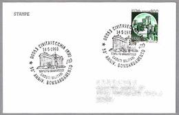50 Años Del BOMBARDEO - 50 Years AERIAL BOMBARDMENT. Civitavecchia, Roma, 1993 - Guerre Mondiale (Seconde)