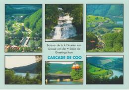 (BE872) COO . CASCADE ... UNUSED - Amblève - Amel