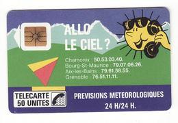 50 SO2 07/88 Allo Le Ciel N12 - 1988