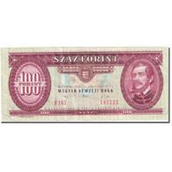 Billet, Hongrie, 100 Forint, 1992-1995, 1992-01-15, KM:174a, TTB - Hungary