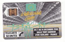 50 SC4 11/88 Halle Tony Garnier N21 - 1988