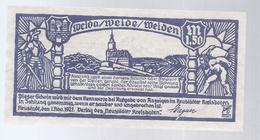 Notgeld - Neustadt - Orla - Sachsen Weimar Eisenach , Neustädter Kreisbote L,50 Mark Einzelschein Sehr Selten - NB198 - [11] Local Banknote Issues