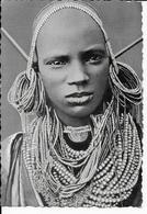Tbelle Cpa Photo Tanzanie -Zanzibar- Une Jeune Fille Kikuyu - - Tanzania