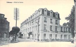 14 - CABOURG : HOTEL Du CASINO - CPA - Calvados - Cabourg
