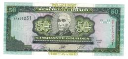 Haiti 50 Gourdes 2003, UNC. - Haiti