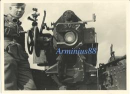 15-cm-schwere Feldhaubitze 18 (sFH 18) - Wehrmacht - Krieg, Militär