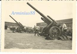 15-cm-schwere Feldhaubitze 18 (sFH 18) - Wehrmacht - Kaserne - Krieg, Militär