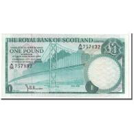 Billet, Scotland, 1 Pound, 1970, 1970-07-15, KM:334a, SUP - [ 3] Scotland
