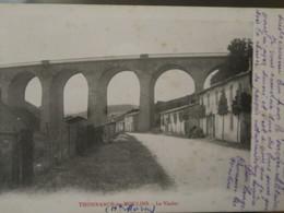 BZ - 52 - THONNANCE LES MOULINS - Le Viaduc - Cachet Poste Boitier De Thonnance Les Moulins - Autres Communes