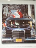 Papa PAOLO VI° Montini -Manila 27/11/1970 Percorso Della Papamobile /Madonna Della BEVERA - BARZAGO Lecco/ Fotografia - Santini