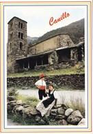 VALLS D'ANDORRA  CANILLO CAPELLE SANT JOAN DE CASELLES (dil385) - Andorre