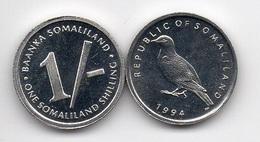 Somaliland - 1 Shilling 1994 UNC Lemberg-Zp - Somalia