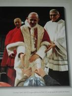 Notte Santa 1974 Celebrata Da Papa PAOLO VI° Nei Cantieri Di Taranto/ Madonna BEVERA,BARZAGO Lecco/ Fotografia - Santini