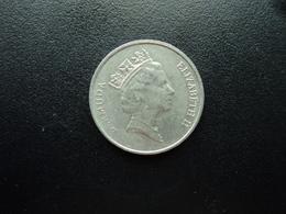 BERMUDES : 5 CENTS  1987   KM 45   SUP+ - Bermudes