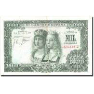 Billet, Espagne, 1000 Pesetas, 1957, 1957-11-29, KM:149a, TTB+ - [ 3] 1936-1975 : Régence De Franco
