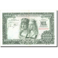 Billet, Espagne, 1000 Pesetas, 1957, 1957-11-29, KM:149a, TTB+ - 1000 Pesetas