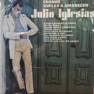 LP Argentino De Julio Iglesias Año 1971 - Sonstige - Spanische Musik