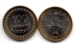 Timor - 100 Centavos 2017 UNC Ukr-OP - Timor