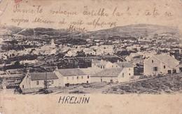 HRELJIN CIRCULEE TO BUENOS AIRES ARGENTINA YEAR 1911. CROACIA CROATIA-RARE- BLEUP - Kroatië