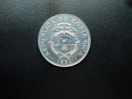 COSTA RICA : 25 CENTIMOS  1982   KM 188.1b     NON CIRCULÉ - Costa Rica