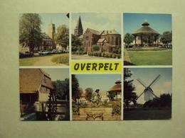 29213 - OVERPELT - 6 ZICHTEN - ZIE 2 FOTO'S - Overpelt