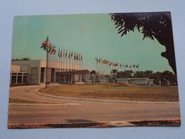Bâtiment Central Du Village De L'Organisation De L'unité Africaine (Haute Commissariat) Anno 19??( Voir Photo ) ! - Kinshasa - Léopoldville