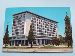"Building "" LE ROYALE "" Kinshasa (GM Milano) Anno 1969 ( Voir Photo ) ! - Kinshasa - Léopoldville"